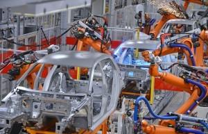 Marktdaten zur Automobilproduktion weltweit